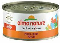 Almo Nature Hfc Cat Jelly Blik 70 g - Kattenvoer - Kip - Kattenvoer