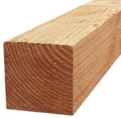 Woodvision Douglas paal | 120 x 120 mm | 400 cm