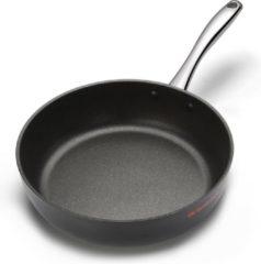 Zwarte Mehrzer - Diepe Koekenpan 28 cm - Pro Chef