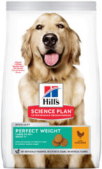 Hill's Canine Adult Perfect Weight Kip Large 12 kg