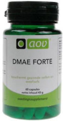 AOV 1007 DMAE Voedingssupplement - 60 Capsules