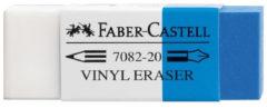 Grijze Faber-Castell FC combigum 7082-20 plastic