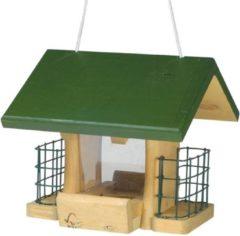 Groene Wildbird Voederhuis Sacramento - Voederhuis - 25x27x24 cm