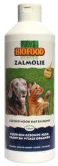Biofood Zalmolie Zalm - Hondensnacks - 500 ml