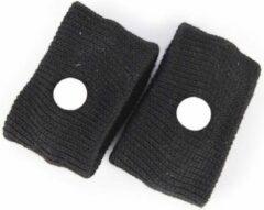 ProductGoods 1 Paar Anti Wagenziek Bandjes - Anti Misselijkheid Band - Anti Misselijkheid Band - Anti Stoom Armband - Anti Misselijkheid Armband - Kleur Zwart