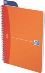 Elba OXFORD Office MyColours spiraalblok A5, geruit 5 mm (verpakking 5 stuk (100104780)