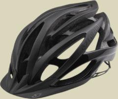 Giro Fathom Fahrradhelm Kopfumfang L 59-63 cm mat gloss/black