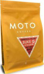 Moto Coffee Ethiopië Koffiebonen - 350 gram - biologisch