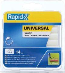 Rapid 40107355 Lijmpatronen wit - 12 x 94mm (13st)