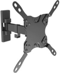 Zwarte MyWall My Wall HF 11-1 L TV wall mount 58,4 cm (23) - 106,7 cm (42) Swivelling/tiltable