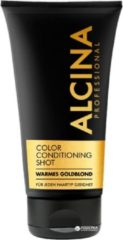 ALCINA COLOR COLOR CONDITIONING SHOT CONDITIONER GOLD BLOND 150ML