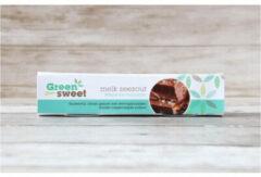 Groene Greensweet Stevia Chocoreep Melk Zeezout (42g)