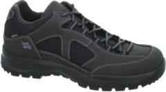 Zwarte Hanwag Gritstone II Wide GTX schoenen Asphalt/black Schoenmaat 11,0