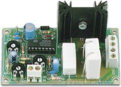 Velleman K8004 PWM vermogensregelaar Bouwpakket 9 V/DC, 12 V/DC, 24 V/DC, 35 V/DC 6.5 A