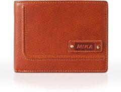 Transparante Juscha JU-14111002 Portefeuille Mika Cognac Leer