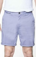 Paarse Scotch & Soda Short Short Maat W36
