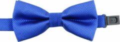Marineblauwe Jessidress Luxe Jongens Vlinderstrik Feestelijke Vlinderdas-Marine