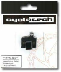 Cyclotech Components Prodisc Kevlar Remblokken voor Hayes Dyno, Radar en Stroker Ryde