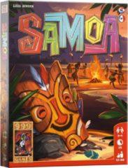 999 Games kaartspel Samoa karton oranje/rood
