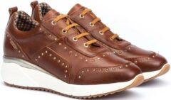 Pikolinos SELLA W6Z-6806 CUERO dames sneaker - bruin - maat 41