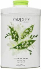 Lily of The Valley Yardley by Yardley London 207 ml - Pefumed Talc