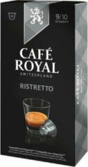 Café Royal Cafe Royal koffiecups cups Ristretto intensiteit 9
