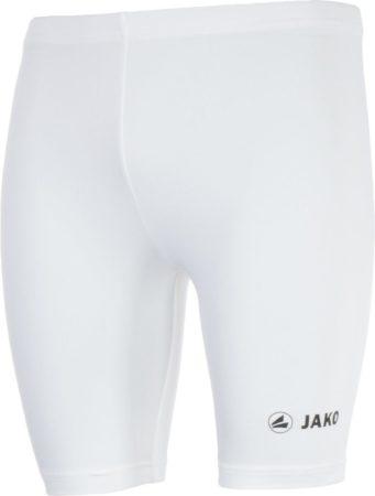 Afbeelding van Witte Jako Tight Basic 2.0 Sportbroek - Maat XXL - Mannen - wit