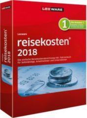 Lexware reisekosten 2018 - Box-Pack (1 Jahr) + 1 Jahr kostenlose Upgrades 08835-0059