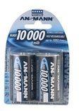 Ansmann Energy Ansmann Batterie 2 x D NiMH (wiederaufladbar) 10000 mAh 5030642