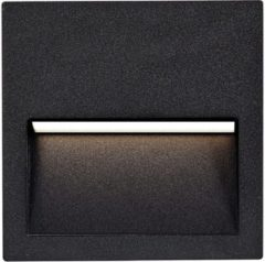 Zwarte KS Verlichting Inbouwspot LED Section 1