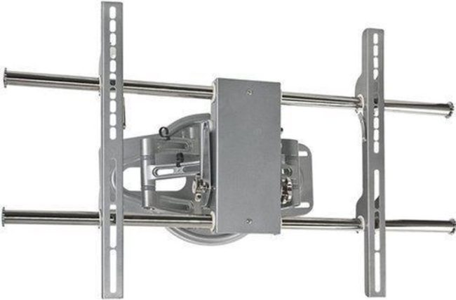 Afbeelding van DMT PLB-3 - Kantelbare en draaibare muurbeugel - Geschikt voor tv's van 27 t/m 50 inch
