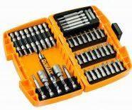 DeWalt Schrauberbit-Set DT71572, 45-teilig, Werkzeug-Set
