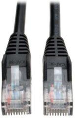 Tripp Lite N001-025-BK netwerkkabel 7,62 m Cat5e U/UTP (UTP) Zwart