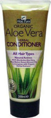 Optima Aloe Pura Organic Aloe Vera Conditioner Herbal (200ml)