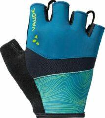 Blauwe Vaude Me Advanced Gloves Ii - Petroleum - S