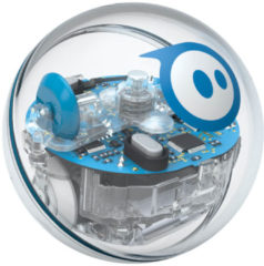 Blauwe Sphero Spark+ Bluetooth Smartphone Robotic Ball