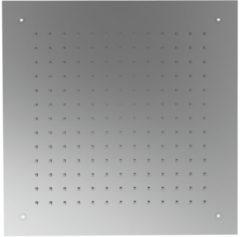 Inbouw Hoofddouche GRB InCool Vierkant 35x35 cm Inox