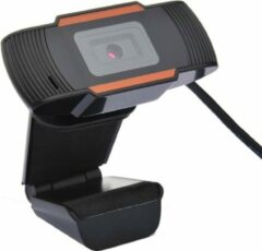 Oranje Zazitec Ziza Z2M webcam met microfoon | 1080P FHD | 1920 x 1080 | 2.07 MP