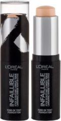L Or al Paris L'Or al Paris Make-Up Designer Infaillible Longwear Shaping Stick - 160 Sand - Foundation
