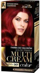 Joanna Multicrèmekleurige haarverf 34 Intensief rood