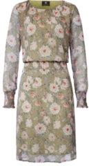 SIENNA Kleid, mit floralem Druck, Kunstfaser
