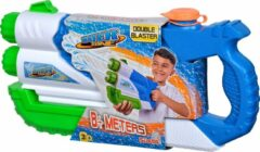 Blauwe Simba-Dickie Simba Waterzone Double Blaster - Waterpistool