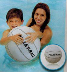 Witte Playing Kids Strandbal Volleybal Ø 51 cm