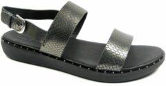 Zwarte FitFlopTM BarraTM Novelty Sandal