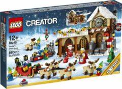 LEGO Creator Expert Werkplaats van de Kerstman - 10245