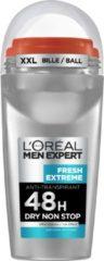 L'Oréal Paris Men Expert L'Oréal Men Expert Fresh Extreme 48H Deodorant Roller - 50 ml