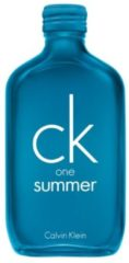 Calvin Klein Ck One Summer 2018 Eau de Toilette Spray 100 ml