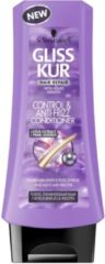 Schwarzkopf Gliss Kur Conditioner control & anti frizz 200 Milliliter