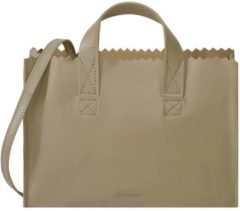 MYOMY Crossbodytas My Paper Bag Mini Handbag Crossbody Beige