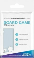 Ultimate Guard Premium Boardgame Sleeves Standard American (60) (59x91.5)